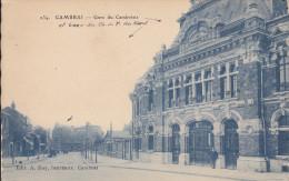59. Nord :  Cambrai : Gare De Cambrésis  . - Cambrai