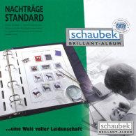 Schaubek Nachtrag Liechtenstein 2015 Standard 836N15N - Albums & Reliures