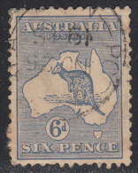 Australia 1915 Cancelled, Wmk 5, Sc# ,SG 26 - Used Stamps