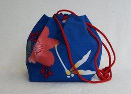 Small Yukata Cloth Bag - Theatre, Fancy Dresses & Costumes