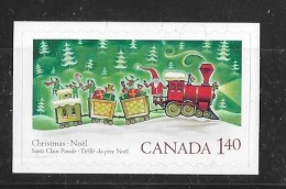 CANADA, 2004.  #2071,  SANTA In A  TRAIN  MNH   Single - 1952-.... Reinado De Elizabeth II