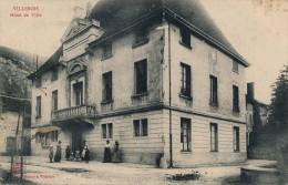 01 - VILLEBOIS - Ain - Hôtel De Ville - Other Municipalities