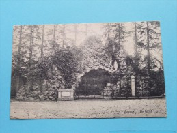 """Meersel """" De Grot """" ( L. Van Hoof ) Anno 19?? ( Zie Foto Voor Details ) !! - Hoogstraten"""