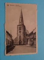 KERKTOREN ( Belmans - Peeters ) Anno 19?? ( Zie Foto Voor Details ) !! - Westerlo