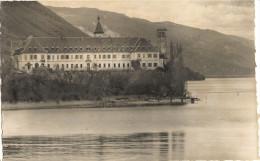 Cpsm Pf -  L'ABBAYE D'HAUTECOMBE Et Le Lac Du Bourget  231 - Non Classés
