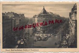75 - PARIS - BOULEVARD DES ITALIENS - BOULEVARD HAUSSMMANN - District 09