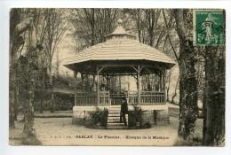 Sarlat Le Plantier Kiosque De La Musique - Sarlat La Caneda