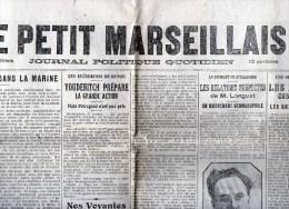 23 Octobre   1919 - Zeitungen