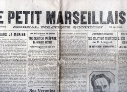 23 Octobre   1919 - Journaux - Quotidiens