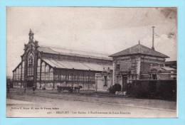 BELFORT -- Les Halles -- L'établissement Des Bains Douches - Belfort - Ville