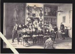 Nantes - Enseignement Sourds Muets -  Classe De Dessinateurs - Nantes