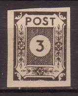 Alliierte Besetzung , SBZ , Ost - Sachsen , 1945 , Mi.Nr. 51 ** / MNH - Sowjetische Zone (SBZ)