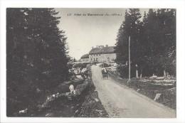 13859 -  Hôtel Du Marcheiruz Marchairuz - VD Vaud
