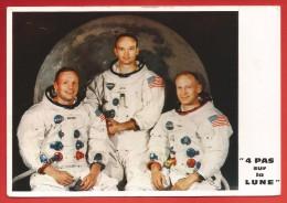 CPM Programme Apollo - Apollo 11 - Neil Armstrong - Edwin Buzz Aldrin - Michael Collins - Espace