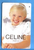Japan Japon  Telefonkarte T�l�carte Phonecard Telefoonkaart  France Celine Paris Kind