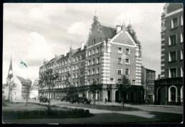 RIGA; Vecriga, Jaunceltnes, 19.10.1963, Par Avion - Lettland