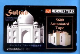 Japan Japon  Telefonkarte T�l�carte Phonecard Telefoonkaart  Sultan