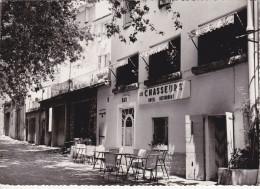 Au Plus Rapide Ginasservis Restaurant Les Chasseurs Très Bon état - Non Classificati