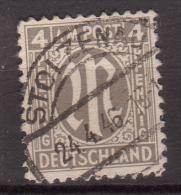 Alliierte Besetzung , Bizone , 1945 , Mi.Nr. 2 O / Used - Bizone