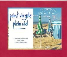 Calendrier De Poche 2016 - Calendarios