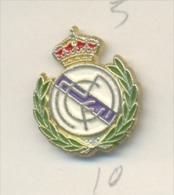 13-futbol10. Pin Escudo R. Madrid - Fútbol