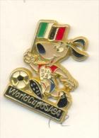 13-futbol12. Pin World Cup USA 94 - Fútbol