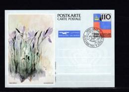 Liechtenstein Ganzsache MiNr. P87 Gest - Ganzsachen