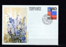 Liechtenstein Ganzsache MiNr. P86 Gest - Ganzsachen