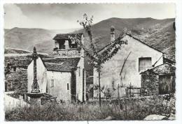 SABLIERES, L' EGLISE ET SON CALVAIRE - Ardèche 07 - Ecrite - Francia