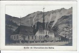 CPA 38 Charavines Les Bains - Charavines