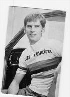 Jean Pierre MONSERE, Champion Du Monde  . 2 Scans. Cyclisme. Mars Flandria - Cyclisme