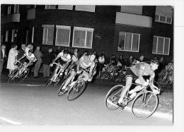 Rik VAN LOOY Devant SELS (voir Dos). 2 Scans. Cyclisme. Carte Photo Polinet - Wielrennen