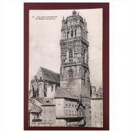 Tour De La Cathédrale De Rodez    Pharmacie  Bousquet - Rodez