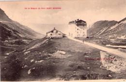 CPA: Col Et Hospice Du Petit SAINT BERNARD EN 1906.     (Lot 15) (A 3067) - Non Classificati