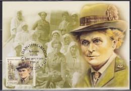 Serbia 2015 British Heroines Of The First World War In Serbia, Doctor Elsie Inglis, CM - Serbia
