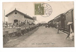 IND.0002/ Tonkin - PHU LY - Gare - Vietnam