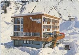 """Méribel """"Le Chamois D'Or"""" Colonie SNCF"""" M. Fournier Propriétaire Moniteur De Ski (construction 1961) - Frankrijk"""