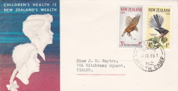 New Zealand 1965 Health Stamps FDC - FDC