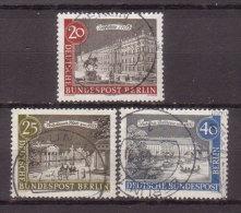 Berlin , 1962 , Mi.Nr. 221 / 222 / 223 O / Used - Berlin (West)