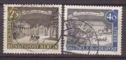 Berlin , 1962 , Mi.Nr. 222 / 223 O / Used - Usados