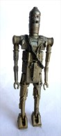FIGURINE FIRST RELEASE  STAR WARS 1980 ROBOT  IG-88 Vers 1 Membres Raides  HONG KONG - First Release (1977-1985)