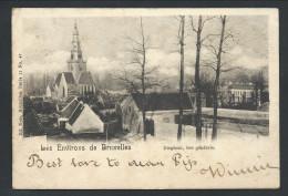 CPA - Environs De Bruxelles - DIEGHEM -  DIEGEM - Vue Générale - Nels  Série 11  N° 47   // - Machelen