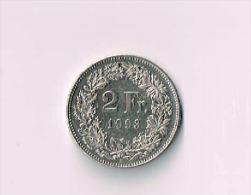 Deux Francs - Suisse