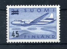 1959 FINLANDIA SERIE COMPLETA ** POSTA AEREA A7 - Posta Aerea