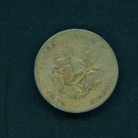 NIGERIA  -  1976  10k  Circulated Coin - Nigeria