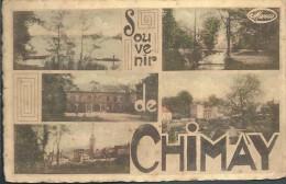 ! - Belgique - Prov. Hainaut - Chimay - Souvenir - Chimay