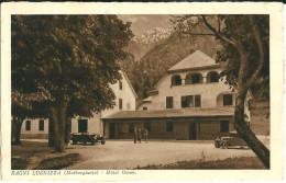 BAGNI LUSNIZZA (UD) - MALBORGHETTO - HOTEL OMAN - F/P - N/V - VECCHIE AUTO - Udine