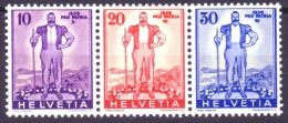 778 - Wehranleihe 1936 - Ausschnitte Postfrisch
