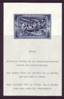 779 - 1945 Spende Block Postfrisch - Blocks & Kleinbögen