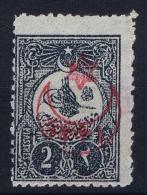 Turkey: Mi Nr 302   Isfla  538  , 1915 MH/*  Signed/ Signé/signiert 3 X - Nuovi